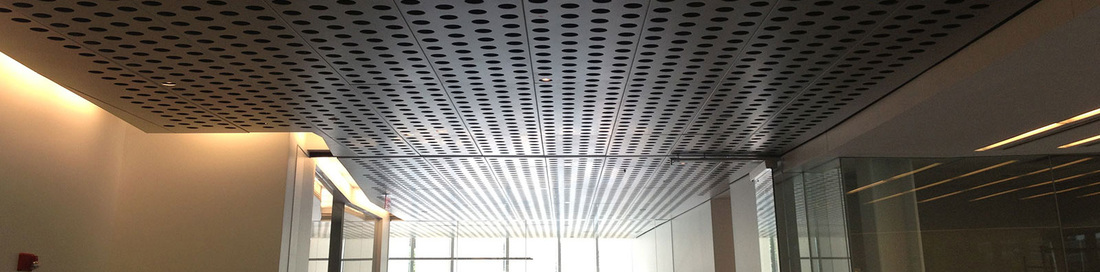 Ventura Torsion Spring Ceiling Panel System