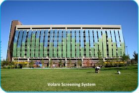 Metal Screening Systems
